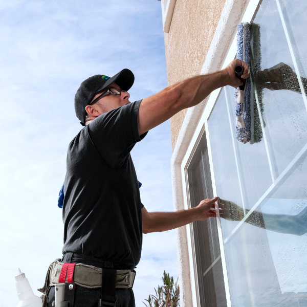 Priority One Cleaning Services - Window cleaning